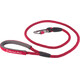 Mountain Paws Rope Lead Collare per animali rosso